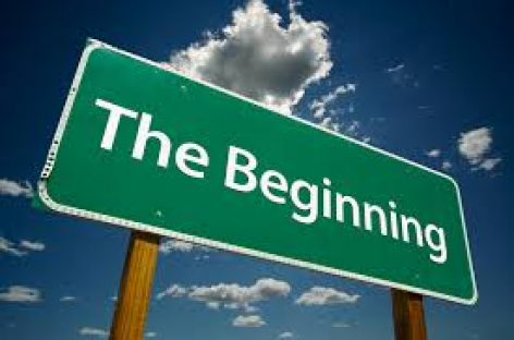 The Beginning – Poem By Dr. Preetha Thomas