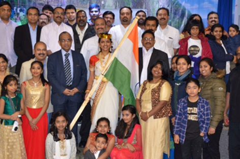 ദേശസ്നേഹം വിളിച്ചോതി ഓഐസിസിയുടെ റിപ്പബ്ലിക് ദിനാഘോഷം വര്ണ്ണാഭമായി