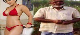 സണ്ണി ലിയോണെ ചുവന്ന ബിക്കിനിയണിയിച്ചു നൂറുമേനി വിളവ് ; വിളകള്ക്ക് കണ്ണുകിട്ടാതിരിക്കാന് കര്ഷകന്റെ ഫ്രീക്കൻ ഐഡിയ, ചിത്രങ്ങൾ കാണാം