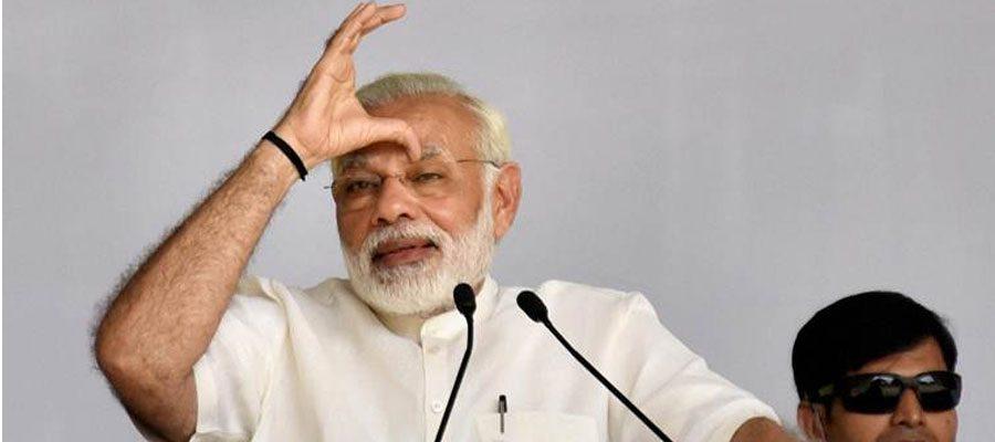 കേന്ദ്ര സര്ക്കാര് തീവ്രവാദികളുടെ പിടിയില് നിന്ന് രക്ഷിച്ചവരില് ഭൂരിഭാഗവും ക്രിസ്ത്യാനികള്: മേഘാലയ തെരെഞ്ഞടുപ്പ് പ്രചരണത്തില് മതം പറഞ്ഞ് മോഡി