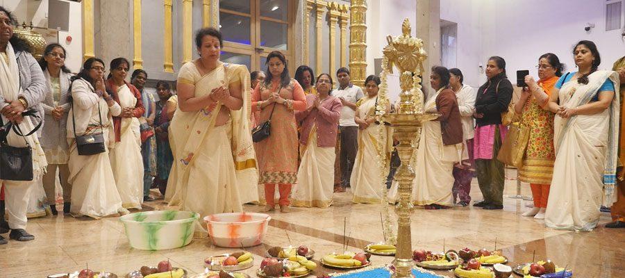ആറ്റുകാല് പൊങ്കാല ലണ്ടനിലെ ശ്രീ മഹാലക്ഷ്മീ ക്ഷേത്രത്തിലും