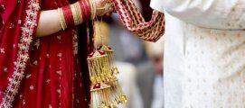 അമ്മയുടെ അഗ്രഹപ്രകാരം ഇരുപത്തിമൂന്നുകാരിയെ വിവാഹം കഴിച്ച പതിമൂന്നുകാരന്; വെട്ടിലായ കുടുംബങ്ങൾഒളിവിൽ