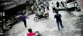 ഡൽഹിയിൽ ഗുണ്ടാസംഘങ്ങൾ തമ്മിലുണ്ടായ വെടിവയ്പിൽ ഒരു സ്ത്രീ ഉൾപ്പെടെ മൂന്ന് മരണം
