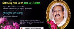 അബ്രഹാം ജോര്ജ്ജിന് യുകെ മലയാളികള് ശനിയാഴ്ച യാത്രാമൊഴി ചൊല്ലും, യാത്രയായത് യുകെ മലയാളി കുടുംബത്തിന്റെ പ്രിയപ്പെട്ട കാരണവര്