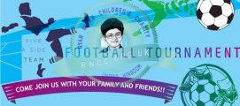 റയന് നൈനാന് ചില്ഡ്രന്സ് ചാരിറ്റിയുടെ ഫൈവ് എ സൈഡ് ഫുട്ബോള് ടൂര്ണ്ണമെന്റ് ശനിയാഴ്ച ഹൈ വൈകോമ്പില് നടക്കും