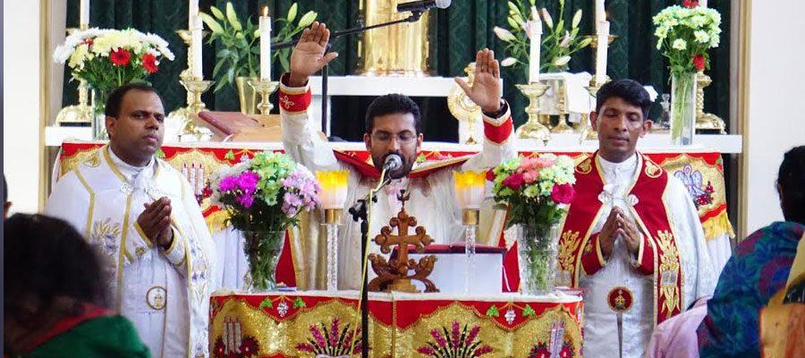 നോട്ടിംഗ്ഹാം തിരുനാള് ഭക്തിസാന്ദ്രം; കാണാതെ വിശ്വസിക്കുന്നതാണ് നമ്മുടെ ഭാഗ്യമെന്ന് ഫാ. സന്തോഷ് വാഴപ്പള്ളി