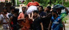 പ്രളയക്കെടുതിയിൽ നാട് കീഴടങ്ങി : 14 ജില്ലകളിലും  റെഡ് അലര്ട്ട്, കൂടുതൽ കേന്ദ്രസേന എത്തുന്നു