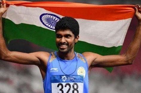 മലയാളി താരം ജിൻസണ് ജോൻസണ് അർജുന അവാർഡ്