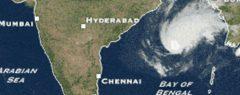 ബംഗാള് ഉള്ക്കടലില് ന്യൂനമര്ദ്ദം, 100 കിലോമീറ്റർ വേഗത്തിൽ കാറ്റ് വീശുമെന്ന് മുന്നറിയിപ്പ്