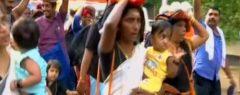 കണ്ണന്താനവും കെപി ശശികലയും സന്നിധാനത്തേക്ക്; ആറുമണിക്കൂറിനുള്ളില് തിരിച്ചിറങ്ങണമെന്ന് ശശികലയോട് പോലീസ്
