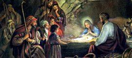 അത്യുന്നതങ്ങളില് ദൈവത്തിന് മഹത്വം; ഭൂമിയില് ദൈവ പ്രസാദമുള്ള മനുഷ്യര്ക്ക് സമാധാനം