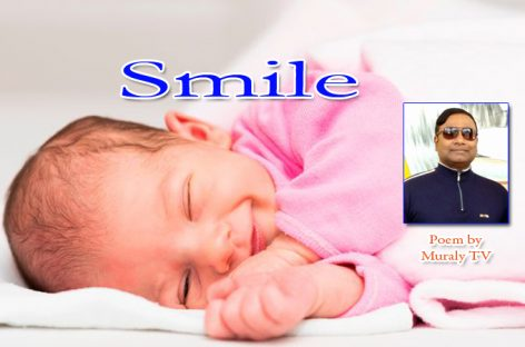 Smile – Poem by Muraly TV