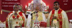 സീറോ മലബാര് കര്ബാനയുടെ പുനഃസ്ഥാപനം ചരിത്ര നിമിഷമായി ലെസ്റ്ററില്