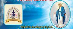 ലെസ്റ്റര് സീറോ മലബാര് വിമെന്സ് ഫോറത്തിന്റെ ഒന്നാം വാര്ഷികം മാര്ച്ച് 30ന് മദര് ഓഫ് ഗോഡ് ചര്ച്ച് ഹാളില്