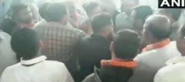 ബിജെപി സ്ഥാനാര്ഥി പട്ടിക; സിറ്റിംഗ് എംപിക്ക് സീറ്റ് നല്കിയതില്, രാജസ്ഥാനില് ബിജെപി പ്രവര്ത്തകര് തമ്മില് ഏറ്റുമുട്ടി