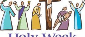 ടെന്ഹാം കത്തോലിക്ക ദേവാലയത്തില് വിശുദ്ധവാര ആചരണം 18,19,20 തീയതികളില്