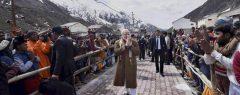നരേന്ദ്ര മോദി കേദാർനാഥിൽ ധ്യാനവും ക്ഷേത്രദർശനവും പൂർത്തിയാക്കി; തനിക്ക് വേണ്ടി ദൈവത്തോട് ഒന്നും ആവശ്യപ്പെട്ടില്ല, മോദിയുടെ വാക്കുകൾ