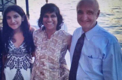 യുഎസിൽ ചെറുവിമാനം തകർന്ന് ഇന്ത്യക്കാരായ ഡോക്ടർ ദമ്പതികളും മകളും മരിച്ചു