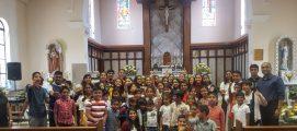 സെന്റ് തോമസ് സീറോ മലബാർ കാത്തലിക് മിഷൻ സൺഡേ സ്കൂൾ കുട്ടികൾക്കായുള്ള സമ്മർ റിട്രീറ്റ് പ്രോഗ്രാം ഓഗസ്റ്റ് 8, 9, 10 തീയതികളിൽ നടന്നു