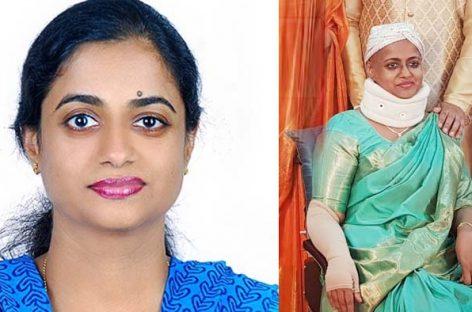 എഡിജിപി ടോമിൻ തച്ചങ്കരിയുടെ ഭാര്യ അനിത തച്ചങ്കരി അന്തരിച്ചു; മികച്ച പിയാനോ വിദഗ്ധയായ അനിത അസുഖബാധിതയായി ചികിത്സയിലായിരുന്നു