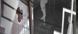 കാസര്കോട് മഞ്ചേശ്വരത്ത് ക്രിസ്ത്യന് പള്ളിക്ക് നേരെ ആക്രമണം; സിസിടിവി ദൃശ്യങ്ങളിൽ ആക്രമണം നടത്തിയത് ഹെല്മെറ്റ് വച്ച യുവാവ്