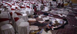 കാബൂളില് വിവാഹ ആഘോഷചടങ്ങിനിടെ സ്ഫോടനം: 40 പേര് കൊല്ലപ്പെട്ടു