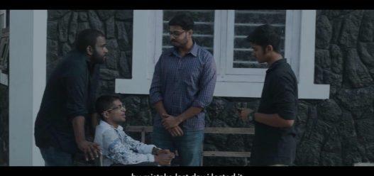ഗ്ലാസ്സിലെ നുര : കാരൂർസോമൻ രചിച്ചു ഫെബി ഫ്രാൻസിസ് സംവിധാനം ചെയ്ത    ഹ്രസ്വ ചിത്രം