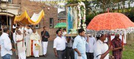 ലെസ്റ്റർ മദർ ഓഫ് ഗോഡ് ദേവാലയത്തിലേ എട്ടു നോമ്പ് തിരുന്നാൾ ഭക്തി സാന്ദ്രമായി