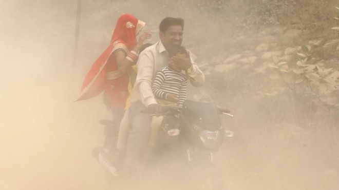 ശുദ്ധവായു സ്വപ്നം മാത്രമായ ഇന്ത്യൻ നഗരങ്ങൾ: ബിബിസി യുടെ റിപ്പോർട്ട്  ഞെട്ടിപ്പിക്കുന്നത്