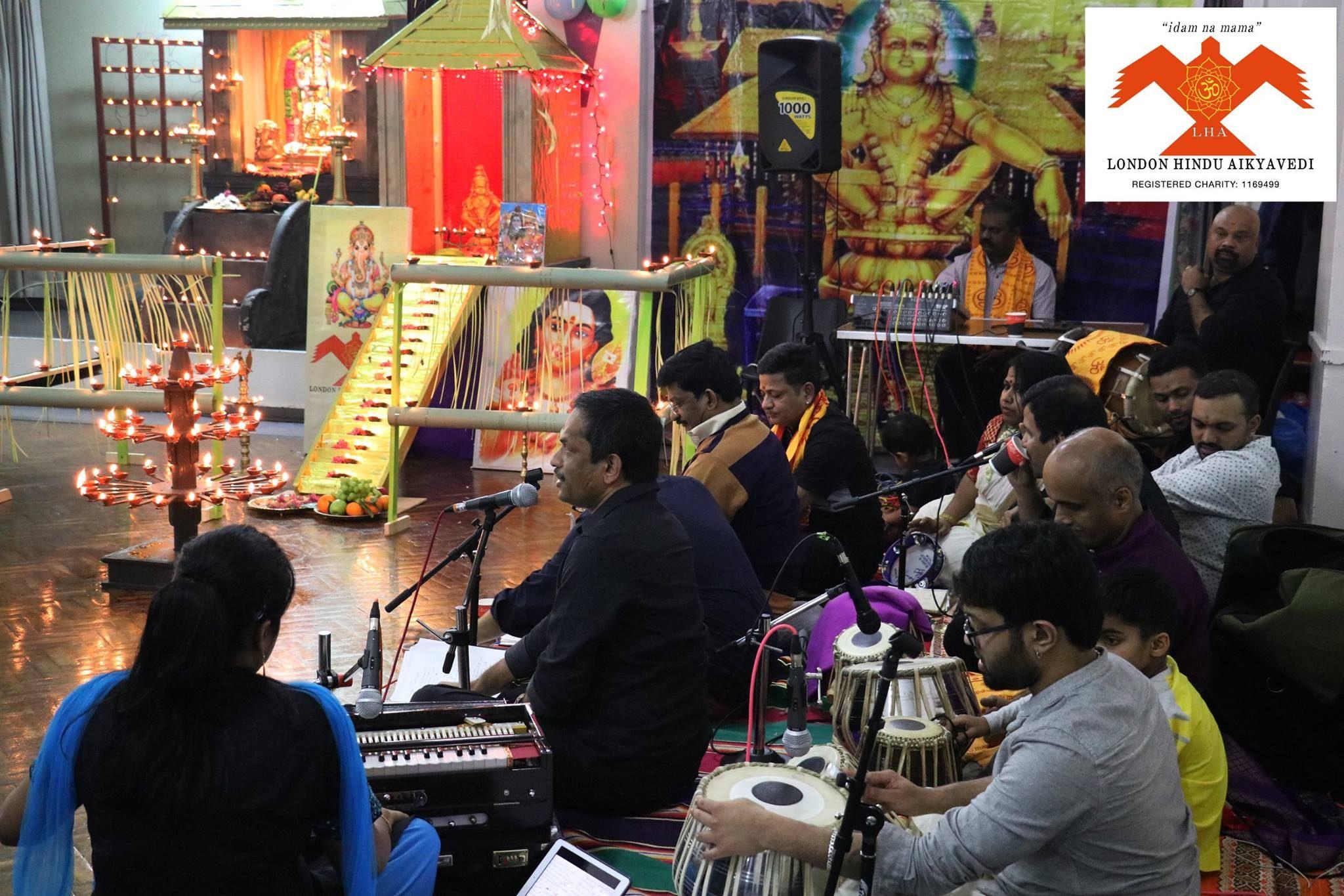 ലണ്ടൻ ഹിന്ദു ഐക്യവേദിയുടെ മണ്ഡല ചിറപ്പ് മഹോത്സവവും ധനുമാസ തിരുവാതിര ആഘോഷവും ഡിസംബർ 28 ന് ക്രോയിഡോണിൽ