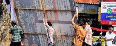 റോഡിൽ ഫ്ലെക്സ് വച്ചാല് ഇനി ക്രിമിനല് കേസ്; ഡിജിപി സര്ക്കുലര്