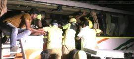 കോയമ്പത്തൂരിൽ വാഹനാപകടത്തിൽ 16 മരണം; 23 പേർക്ക് പരുക്ക്, ഏറെയും മലയാളികൾ
