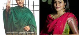 ജയലളിതയുടെ ജീവചരിത്രം പറയുന്ന ബിഗ് ബഡ്ജറ്റ് ചിത്രം 'തലൈവി'യിൽ കങ്കണയ്ക്കൊപ്പം ശശികലയായി ഷംന കാസിം