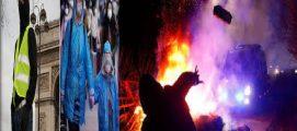 കൊറോണ ഭീതീയെ തുടര്ന്ന് ചൈനയില് നിന്ന് യുക്രയിനിലെത്തിയവര്ക്ക് നേരെ കല്ലേറ്; തെരുവിൽ സംഘർഷം (വീഡിയോ)