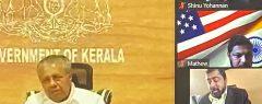അമേരിക്കൻ- കാനഡ പ്രവാസി മലയാളികളുടെ ആശങ്കയകറ്റി  കേരള മുഖ്യമന്ത്രി