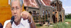 മിന്നല് മുരളി സിനിമയുടെ സെറ്റ് പൊളിച്ച സംഭവം, അഖില ഹിന്ദു പരിഷത്തിന്റെ പ്രവര്ത്തകര്ക്കെതിരെ കേസ്; വര്ഗീയ ശക്തികള്ക്ക് അഴിഞ്ഞാടാനുളള സ്ഥലമല്ല കേരളം, മുഖ്യമന്ത്രി