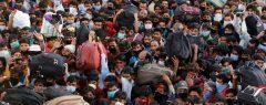 ഇന്ത്യയെ കാത്തിരിക്കുന്നത് വലിയ വിപത്ത്; കോവിഡ് രോഗികളിലും മരണ നിരക്കിലും ഉടൻ തന്നെ ഇന്ത്യ അമേരിക്കയെ പിൻതള്ളും, 2021ഓടെ ഇന്ത്യയിൽ പ്രതിദിനം 2.87 ലക്ഷം ആളുകൾക്ക് കോവിഡ് സ്ഥിരീകരിക്കുമെന്ന് പഠനം…….