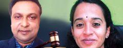 ദുബായിൽ മലയാളി യുവതിയെ കുത്തിക്കൊലപ്പെടുത്തിയ കേസിൽ 25 വർഷം ശിക്ഷ ലഭിച്ച ഭർത്താവ്   അപ്പീലുമായി മേൽകോടതിയെ സമീപിച്ചു. കേസിന്റെ  പുനർവിചാരണ ഒാഗസ്റ്റ് 20ന് ആരംഭിക്കും