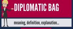 സ്വർണ്ണക്കടത്തിൽ പിടിച്ചെടുത്തത് ഡിപ്ലോമാറ്റിക് ബാഗേജ് അല്ലെന്ന് വി. മുരളീധരന്; ഡിപ്ലോമാറ്റിക് ബാഗ് അല്ലെങ്കില് ഡിപ്ലോമാറ്റിക് പൗച്ച് എന്നു പറയുന്നത് എന്താണ് ?