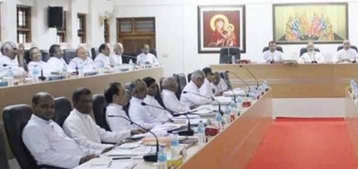 സീറോ മലബാർ മെത്രാൻ സിനഡ് തിങ്കളാഴ്ച്ച ആരംഭിക്കുന്നു