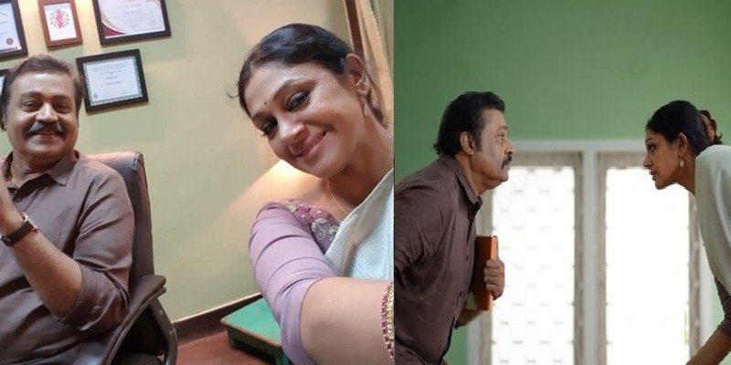 സുരേഷ് ഗോപിയും ശോഭനയും വീണ്ടും ഒരുമിക്കുന്നു; 'ഗംഗേ' എന്ന് വിളിക്കുന്ന ഡയലോഗും, ടീസർ വൈറൽ