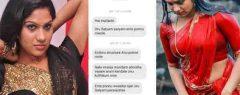 ഇനി ഒരു പെണ്ണിനോടും ഇവൻ ഇതു പോലെ പെരുമാറരുത്..! അശ്ലീല മെസേജുകൾക്കെതിരെ ശക്തമായി പ്രതികരിച്ച് സൈബർ സെല്ലിൽ പരാതിയുമായി നടി സ്വാസിക
