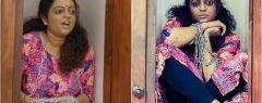 ആശയെ എങ്ങനെ അലമാരയിലാക്കാം…! രസകരമായ അടിക്കുറിപ്പുമായി അശ്വതിയുടെ വീഡിയോ വൈറൽ