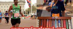 2014-ൽ  ലണ്ടൻ മാരത്തോണിലൂടെ തുടക്കം കുറിച്ചു .    ലോകത്തിലെ 6 മേജർ മാരത്തോണുകൾ പൂർത്തിയാക്കിയ  ഈ യുകെ  മലയാളിക്ക് കൊടുക്കാം ഒരു കൈയ്യടി