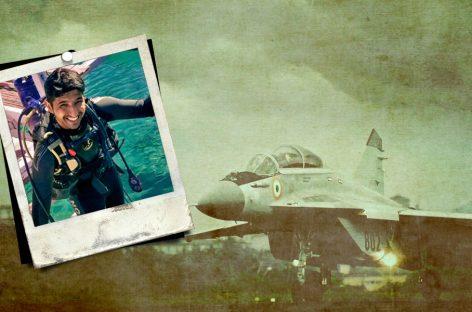 അറബിക്കടലിൽ വീണ മിഗ്-29കെ വിമാനത്തിന്റെ ഭാഗങ്ങൾ കണ്ടെത്തി; പൈലറ്റ് കമാൻഡർ നിഷാന്ത് സിംഗിനുവേണ്ടി തെരച്ചിൽ തുടരുന്നു