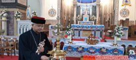 ഗ്രേറ്റ് ബ്രിട്ടൻ സീറോ മലബാർ രൂപതയുടെ കുടുംബ കൂട്ടായ്മ വർഷാചാരണം 2020-21 ന്റെ ഉദ്ഘാടനം കാന്റർബ്റിയിൽ നടത്തപ്പെട്ടു