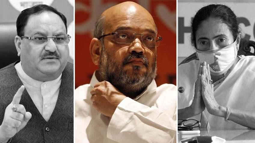 ബിജെപി ദേശീയ അധ്യക്ഷൻ ജെ.പി. നദ്ദയ്ക്ക് നേരെയുണ്ടായ ആക്രമണത്തിൽ അന്വേഷണത്തിന് ഉത്തരവിട്ട് അമിത് ഷാ. ഗവർണറോട് അടിയന്തിര റിപ്പോർട്ട് തേടി