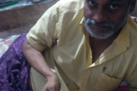 വോക്കിങ് കാരുണ്യയുടെ എൺപത്തിഒന്നാമത് സഹായമായ ഒരു ലക്ഷത്തിഎൺപതിനായിരം രൂപ ഇലഞ്ഞിയിലെ മാണിക്കും കുടുംബത്തിനും കൈമാറി