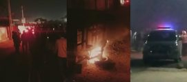 രാമക്ഷേത്ര നിർമാണ ധനശേഖരണത്തിനിടെ സമുദായങ്ങൾ തമ്മിൽ സംഘർഷം;കുടിയേറ്റ തൊഴിലാളിയുടെ മൃതദേഹം കണ്ടെടുത്തു, 40 പേർ അറസ്റ്റിൽ