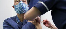 ബ്രിട്ടനിൽ 70 വയസ് പിന്നിട്ടവർക്ക് പ്രതിരോധകുത്തിവെയ്പ്പ് ആരംഭിക്കുന്നു. വാക്സിൻ വിതരണത്തിലെ പുതുനാഴിക കല്ലെന്ന് ബോറിസ് ജോൺസൺ